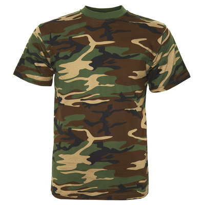 Fostee T-Shirt Camo