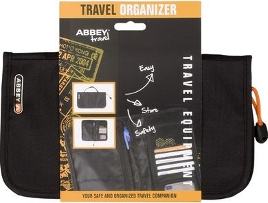 Abbey Travel Organizer