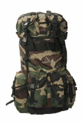 Camouflage Rugzak 70L