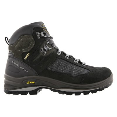 Grisport Wandelschoen Everest Mid Black