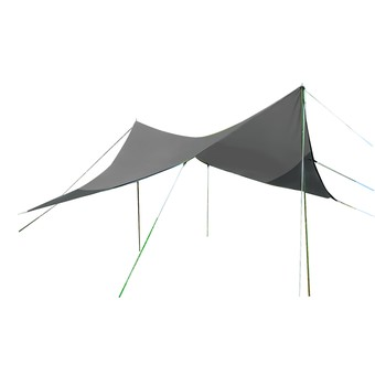 Bo-Camp Tarp Travel Diamond 4x4 meter