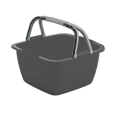Afwasbak vierkant 18,5 liter