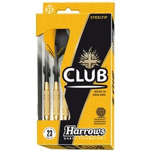 Harrows Club Brass Dartpijlen