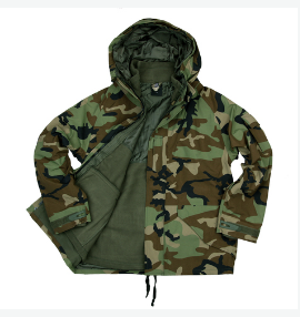 101INC Parka Woodland